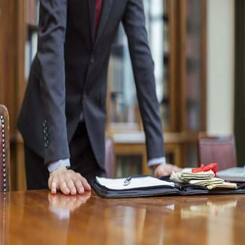 وکیل در طلاق توافقی