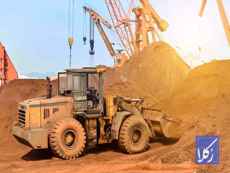 نمونه قرارداد کارگزاری فروش معدن