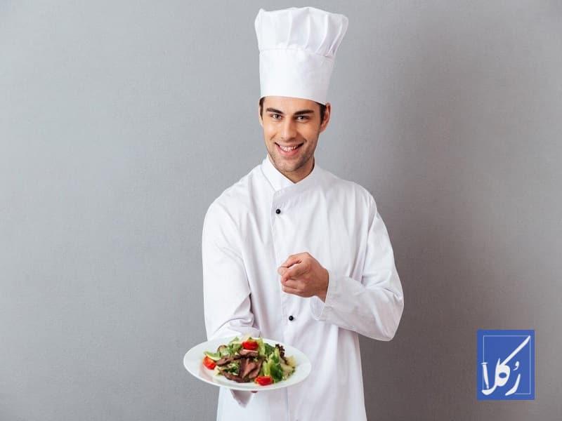 قرارداد استخدام آشپز
