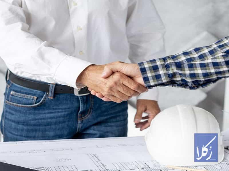 نمونه قرارداد مشارکت در ساخت املاک