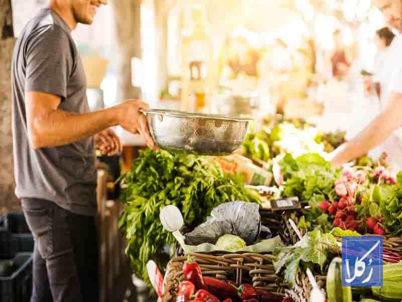 قرارداد فروش مواد غذایی
