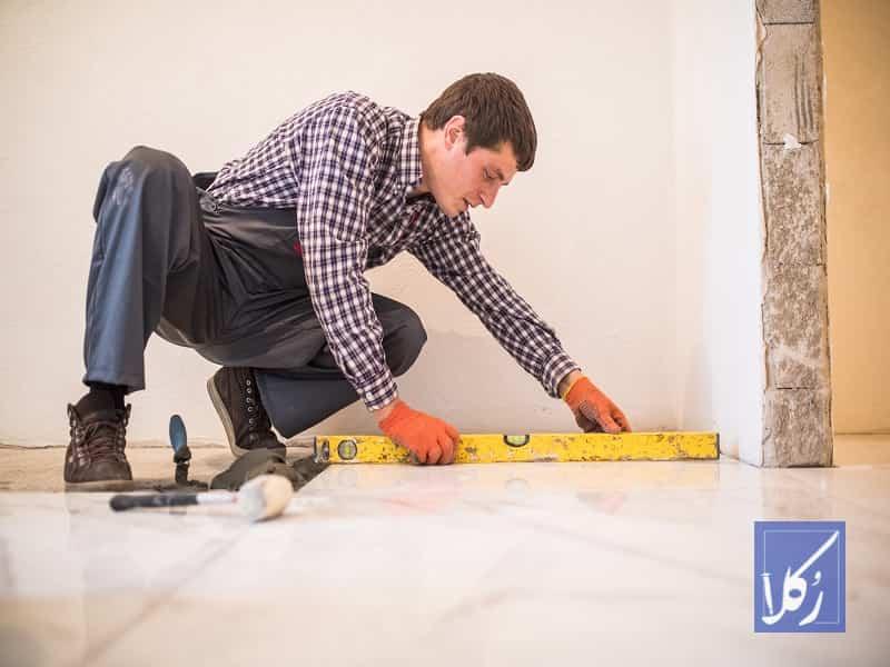قرارداد کاشی کاری ساختمان