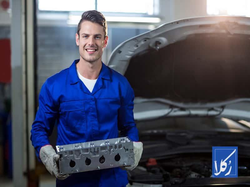 قرارداد فروش قطعات خودرو