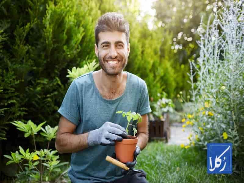 قرارداد نگهبانی باغ