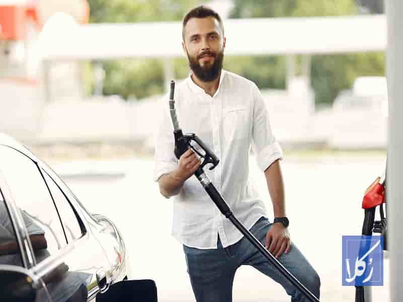 قرارداد استخدام پمپ بنزین