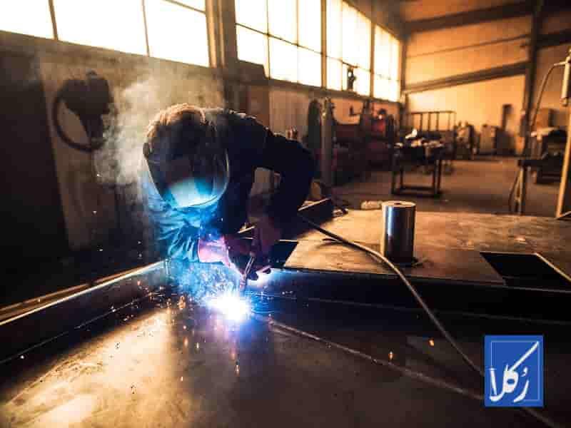 قرارداد جوشکاری اسکلت فلزی