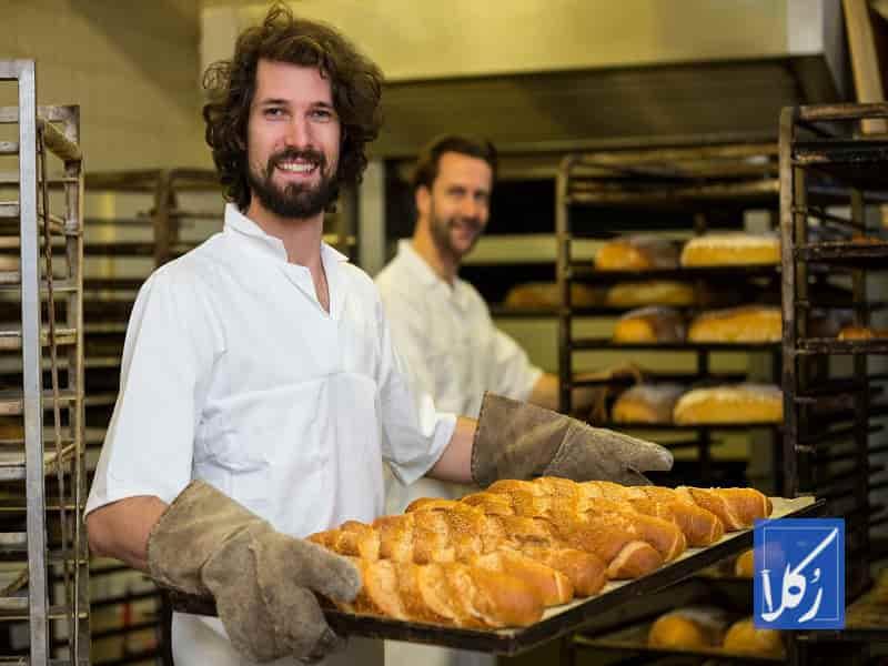 قرارداد کارگر نانوایی