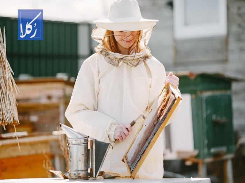 قرارداد فروش عسل