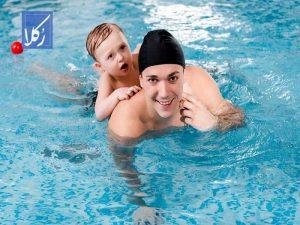 قرارداد آموزش شنا